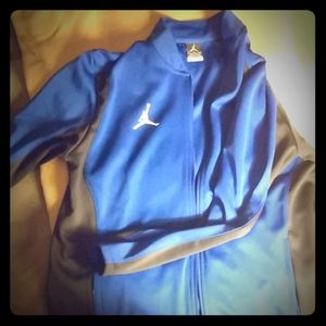 Jordan Shirts - Jordan dri fit zip up